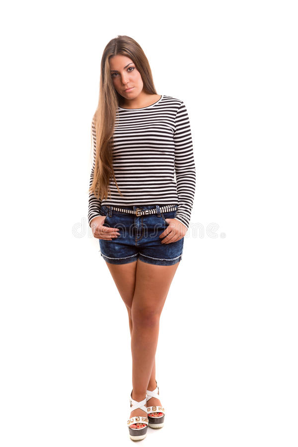 Beau femme images stock