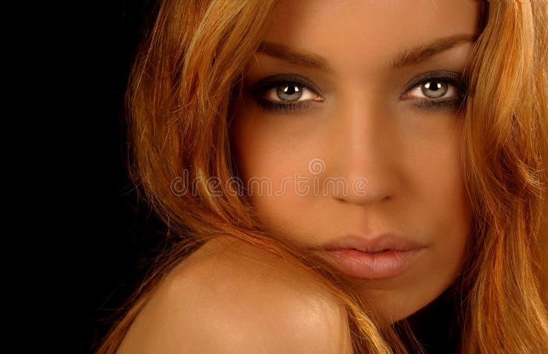 Beau femme photos stock