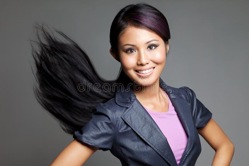 Beau femme chinois malais de Peranankan photo stock