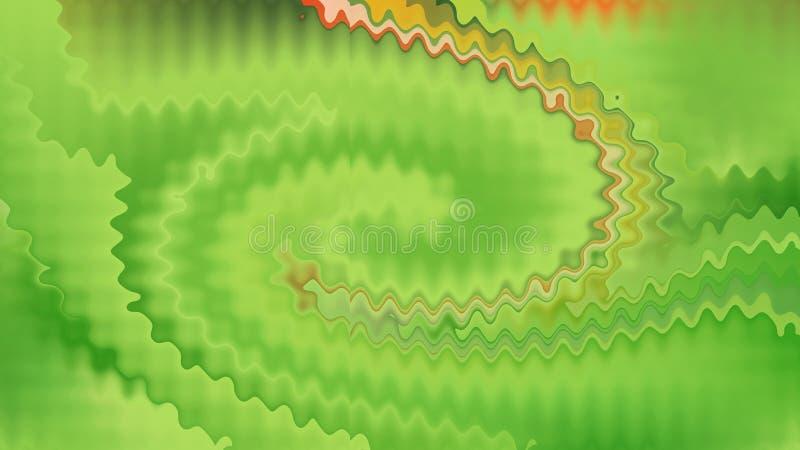 Beau fond élégant de conception de l'industrie graphique d'illustration de fond jaune vert de modèle illustration libre de droits