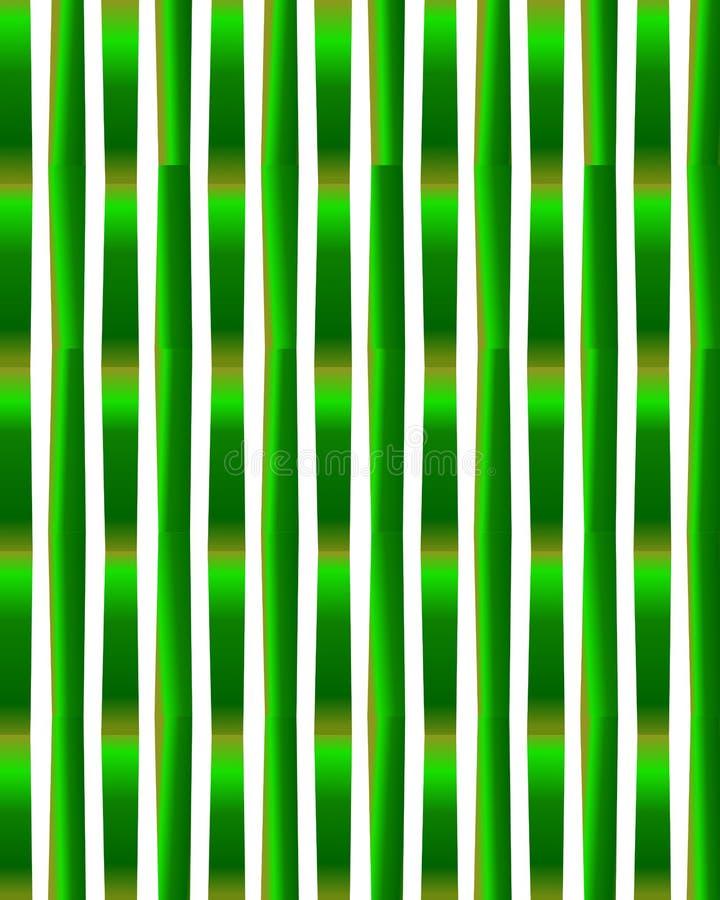 Beau fond avec le bambou illustration stock