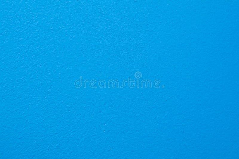 Beau fond bleu de ciment photographie stock