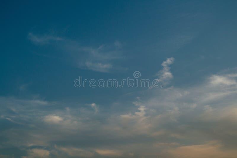 Beau fond de ciel abstrait photo libre de droits