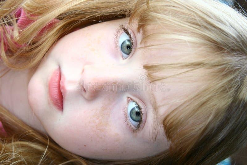 Beau jeune modèle photo stock