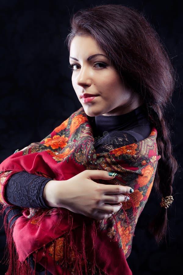 Beau jeune Russe photos libres de droits