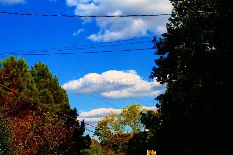 Beau jour d'automne image libre de droits