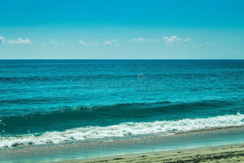 Beau littoral dans Delray Beach FL photographie stock libre de droits