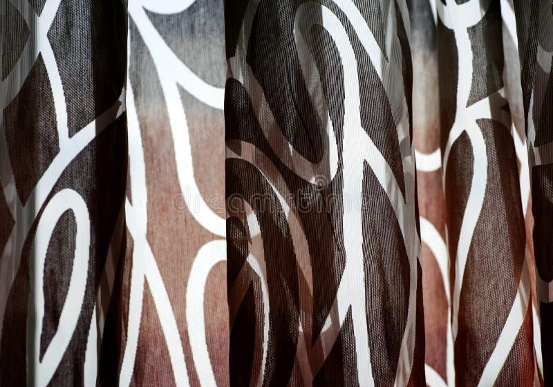 Beau macro fond coloré d'abrégé sur rideau de haute qualité image libre de droits