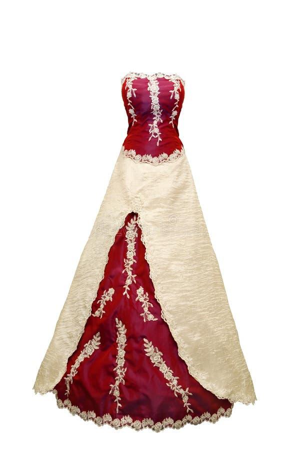 beau mariage de robe images stock