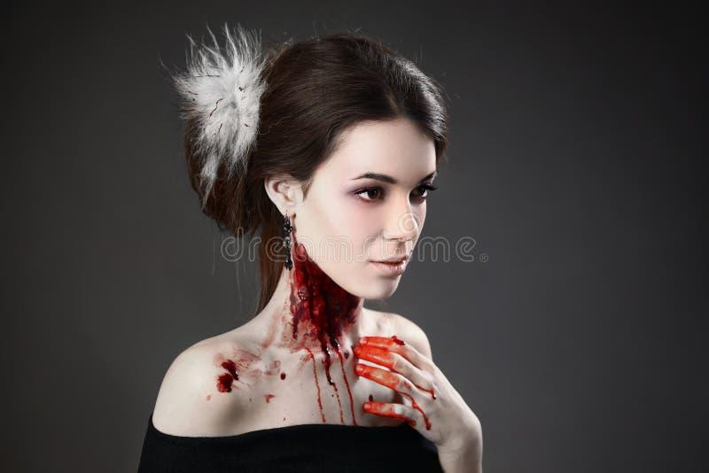 Download Beau monstre image stock. Image du crainte, caucasien - 45354245