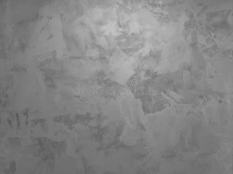 Beau mur de ciment brûlé photographie stock