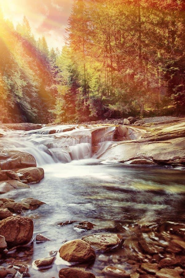 Beau paysage photos stock