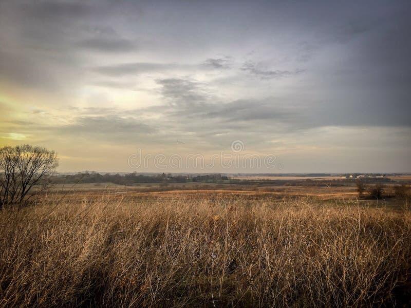 Download Beau Paysage De Chute De Prairie Image stock - Image du beau, prairie: 77151235