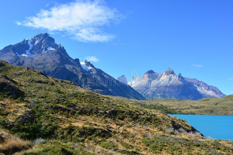 Download Beau Paysage De Parc National De Torres Del Paine, Chili Photo stock - Image du horizontal, montagne: 87702122