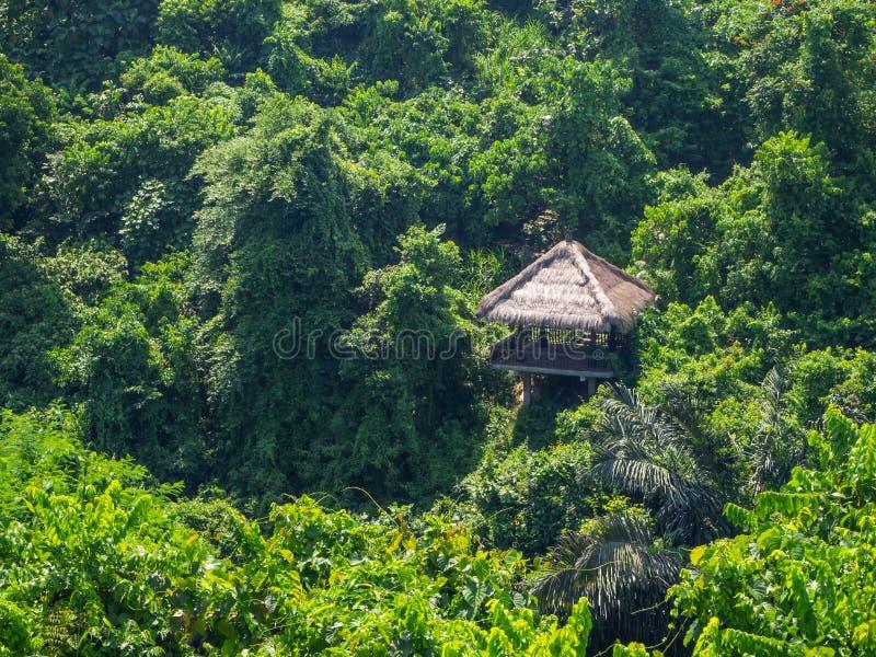 Beau paysage en Indon?sie photographie stock