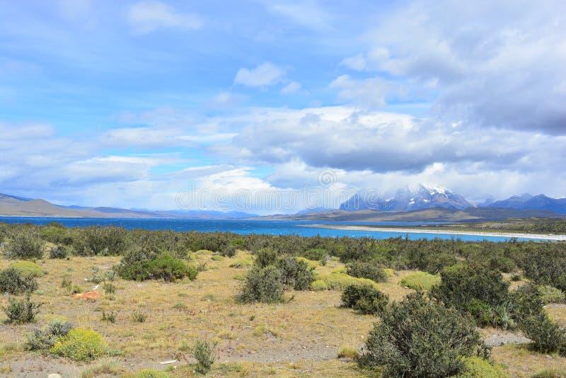 Download Beau Paysage En Parc National De Torres Del Paine, Chili Photo stock - Image du voyage, randonneur: 87702330