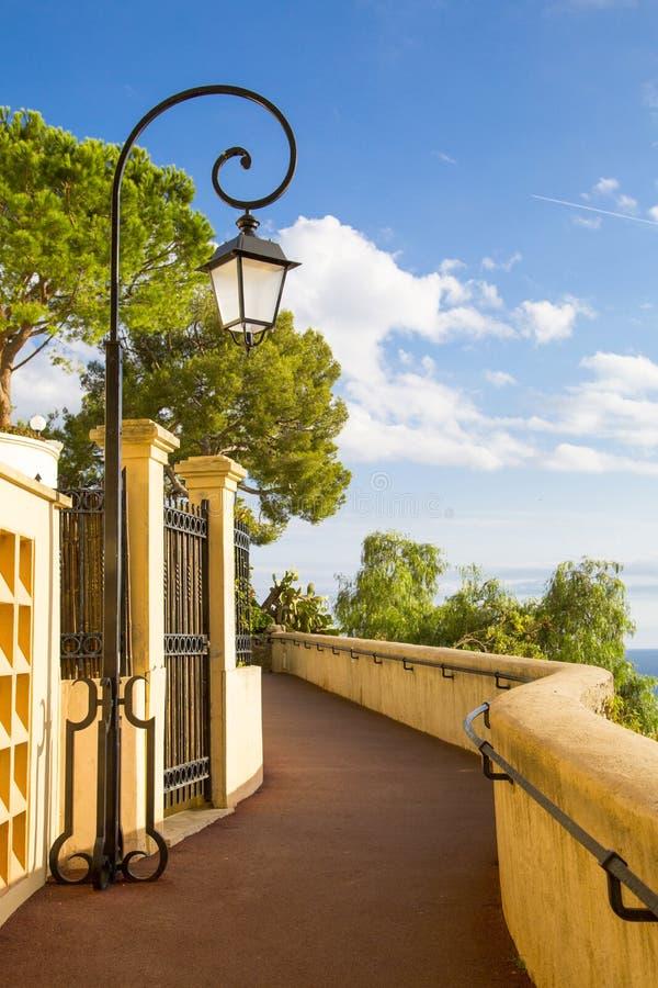 Beau paysage méditerranéen photo stock