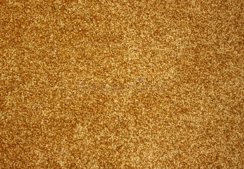 Beau tapis d'or. image stock