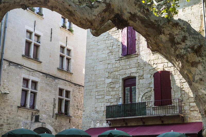 Beaucaire obrazy royalty free