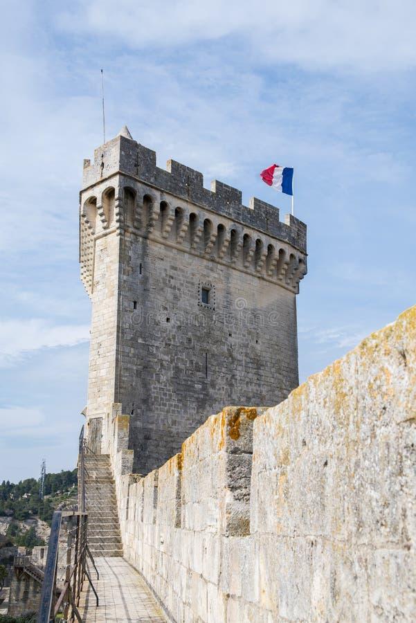 Beaucaire, Frankrijk stock foto
