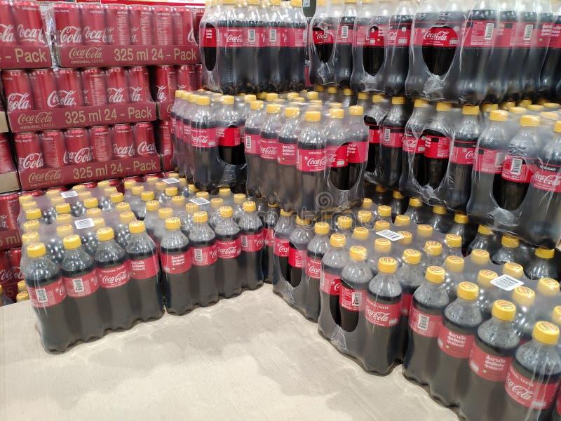 Beaucoup coke photos stock