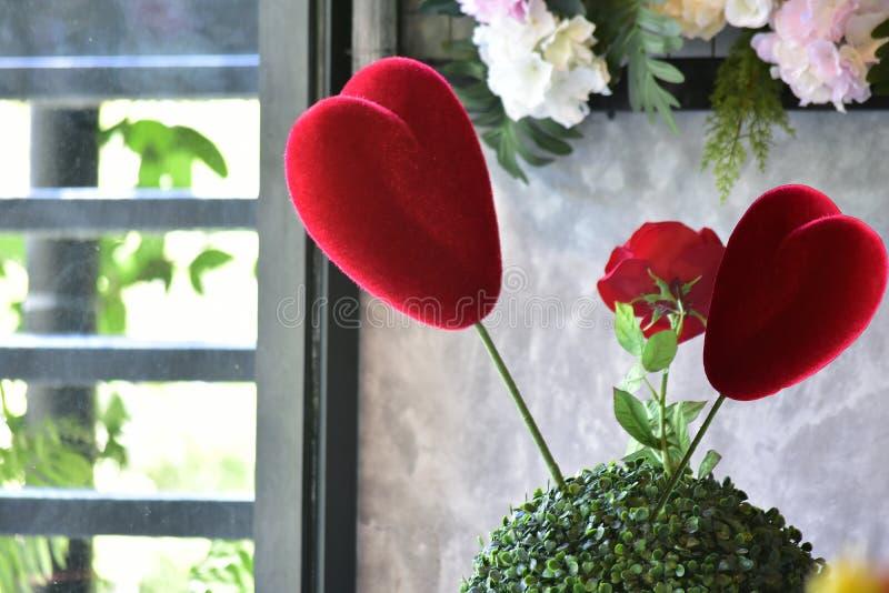 Beaucoup de couleurs des roses semblent heureuses photographie stock