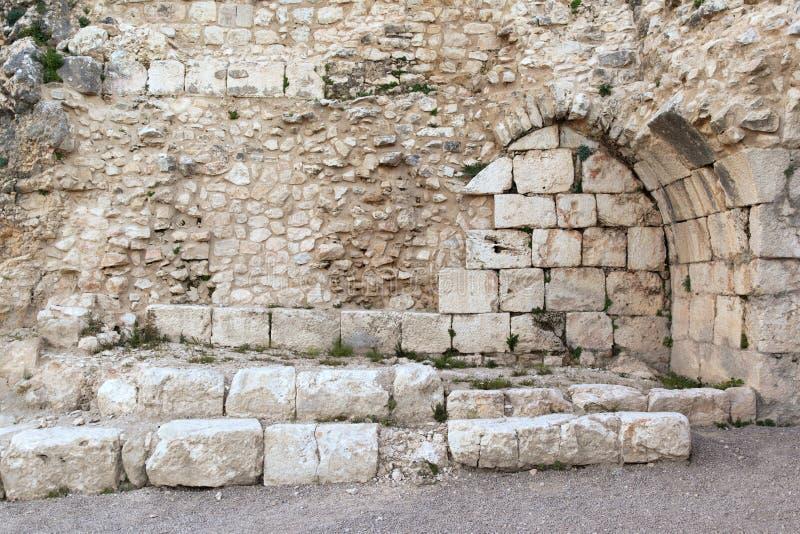 Download Beaufort Castle, Lebanon stock image. Image of tourist - 24820985