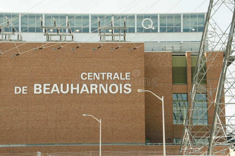 BEAUHARNOIS, CANADA - August 2, 2016: stock photos