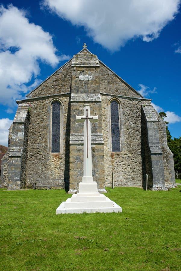 Beaulieu Abbey Church arkivbilder