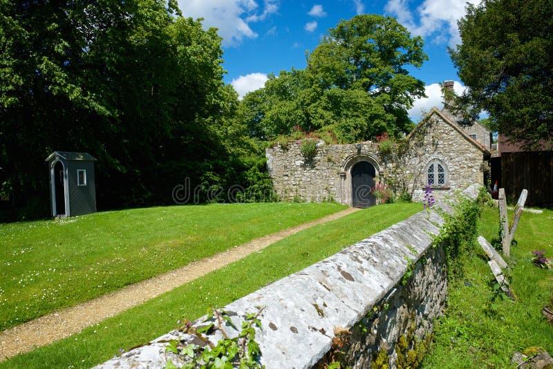 Beaulieu kyrka fotografering för bildbyråer