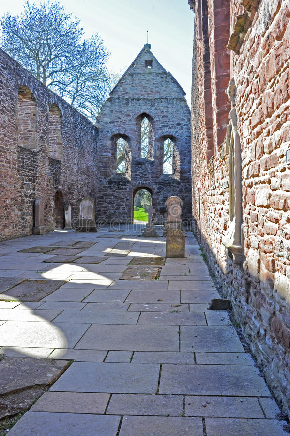 Download Beauly Priory Stock Image - Image: 24096001
