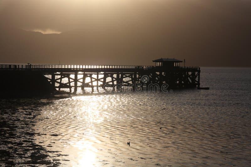 Download Beaumaris foto de archivo. Imagen de galés, embarcadero - 7282598