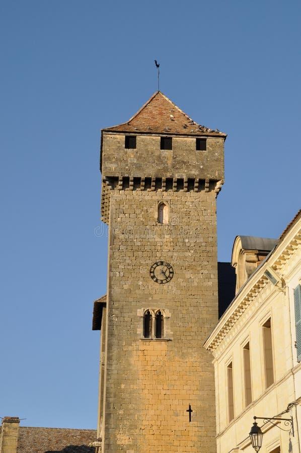 Beaumont-du-Perigord imagenes de archivo
