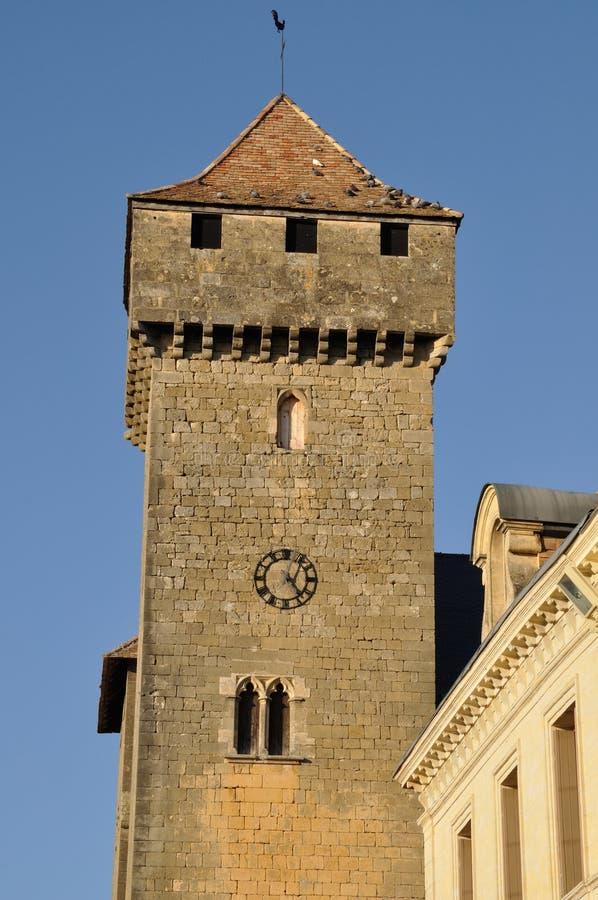 Beaumont-du-Perigord foto de archivo
