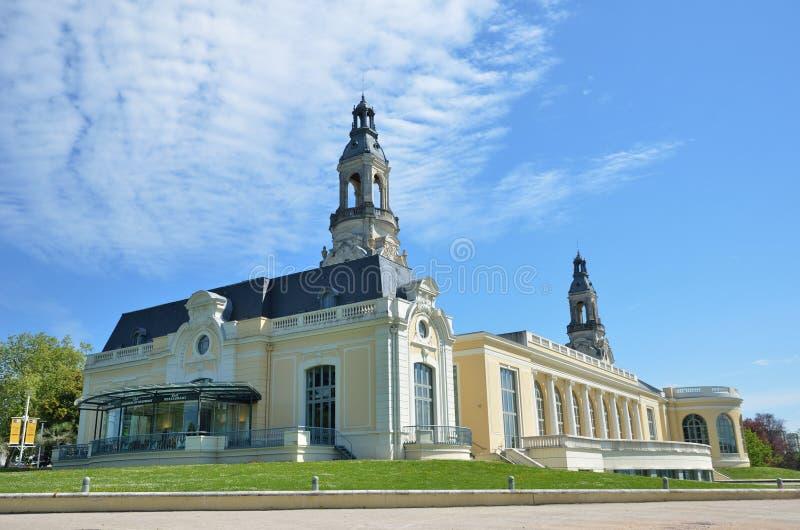 Palais Beaumont royalty free stock photos