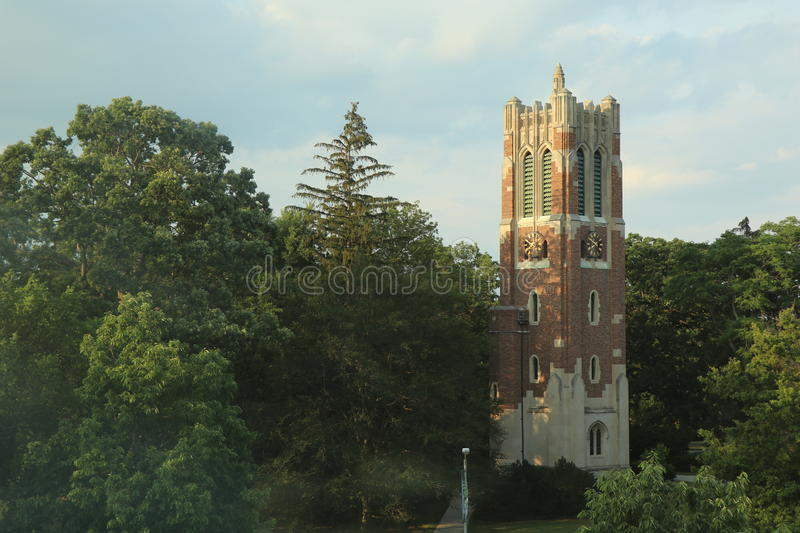 Beaumont Tower stock photo