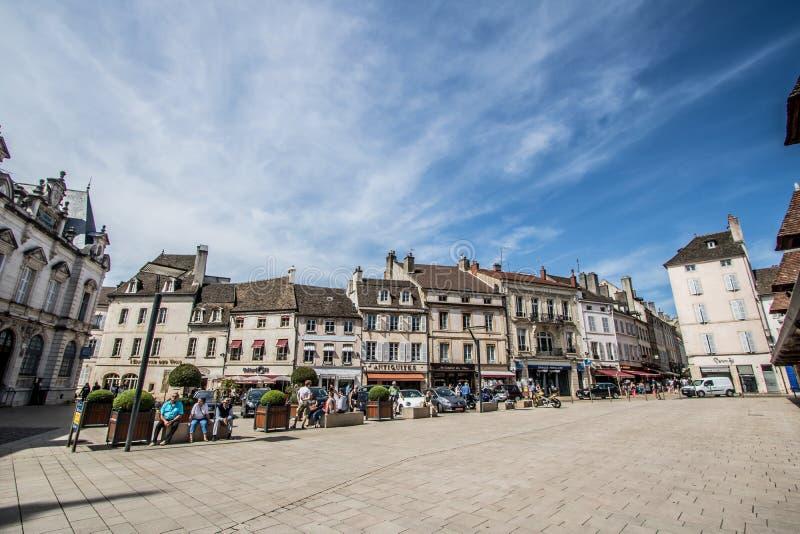 Beaune, França imagens de stock royalty free