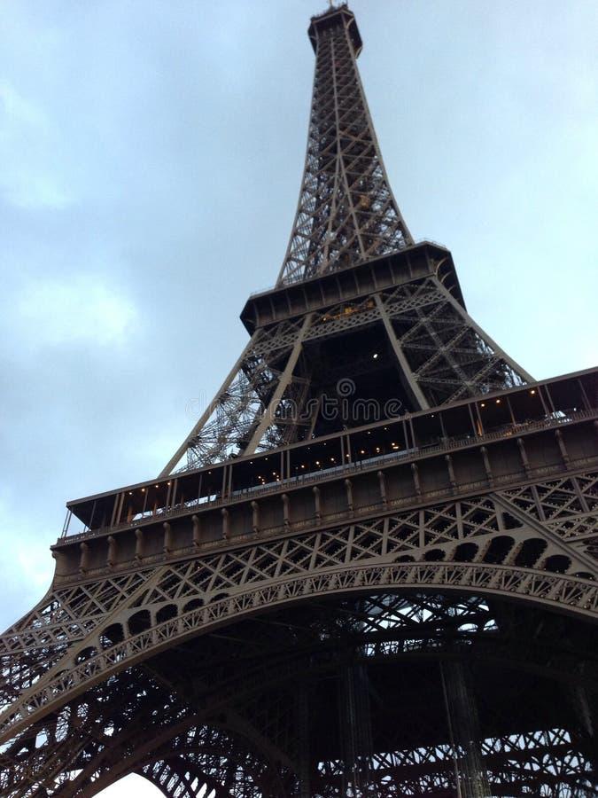 Beauté de巴黎 库存照片