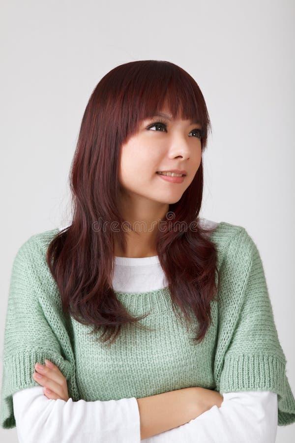 Beauté asiatique photos libres de droits
