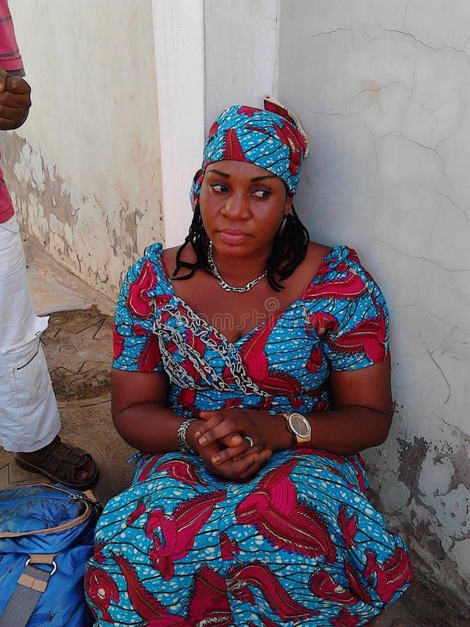 Beauté au Ghana photos stock
