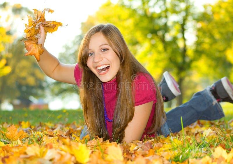 beauté de 9 automnes photos stock