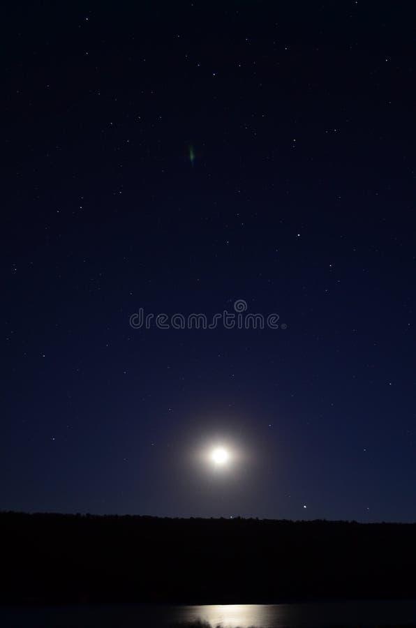 Beauté de la nuit photos libres de droits