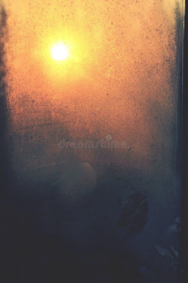 Beauté de lever de soleil images libres de droits