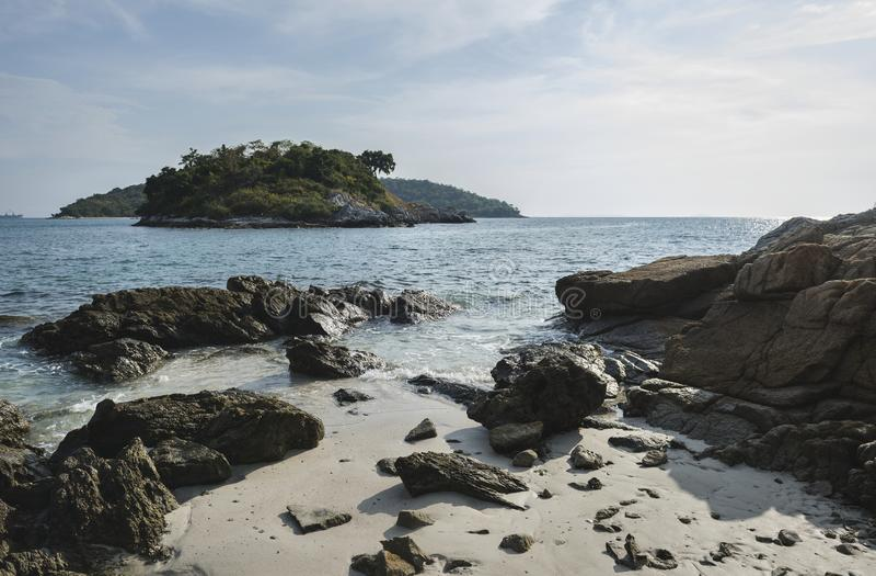 Beauté de mer d'océan de nature photographie stock libre de droits