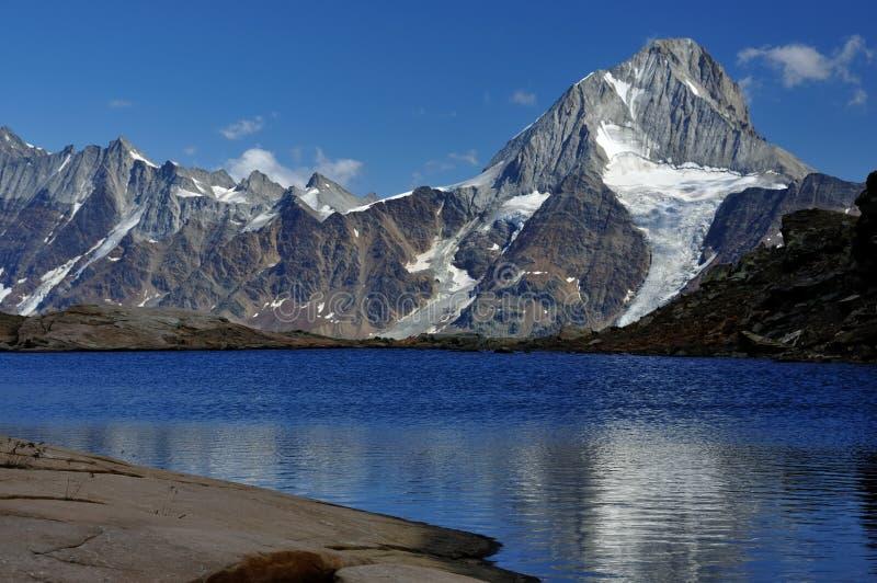 Beauté de montagne photo stock