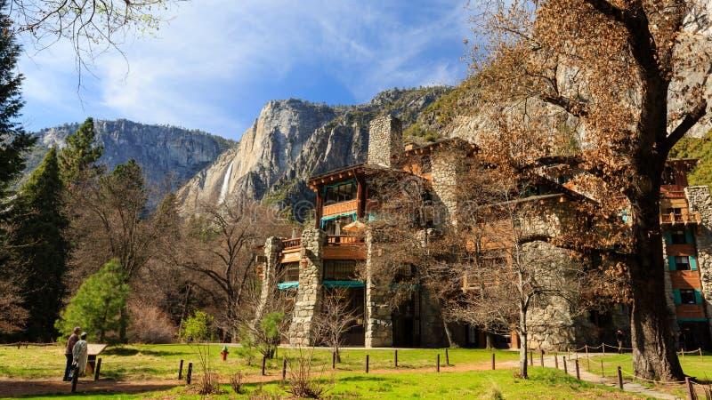 Beauté de Yosemite image libre de droits