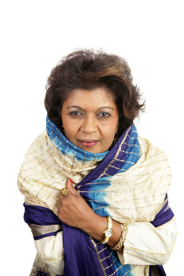 Beauté indienne - sage images libres de droits