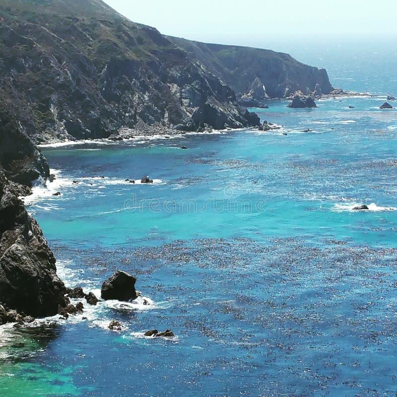 Beauté Pacifique photographie stock libre de droits