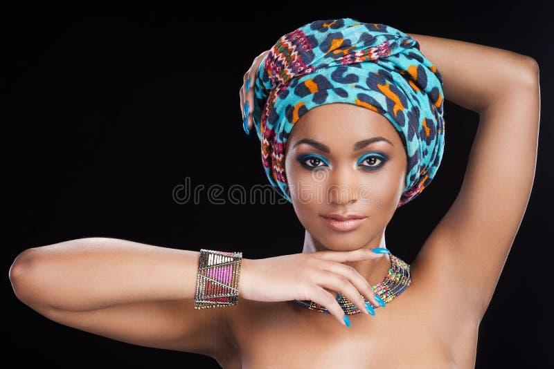Beauté traditionnelle photo stock