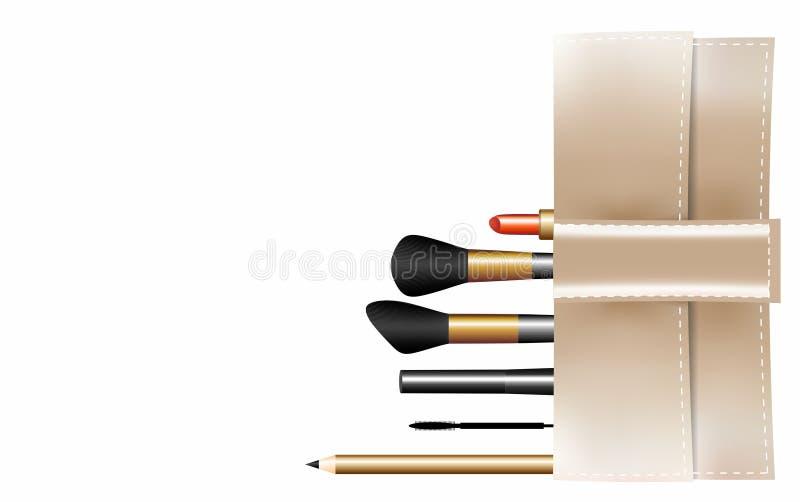 Beautician stock de ilustración